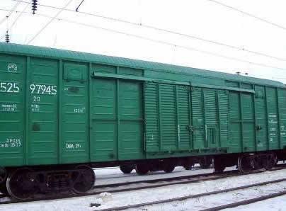 Вагоны Классификация и основные типы вагонов