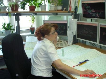 диспетчерское руководство движением поездов