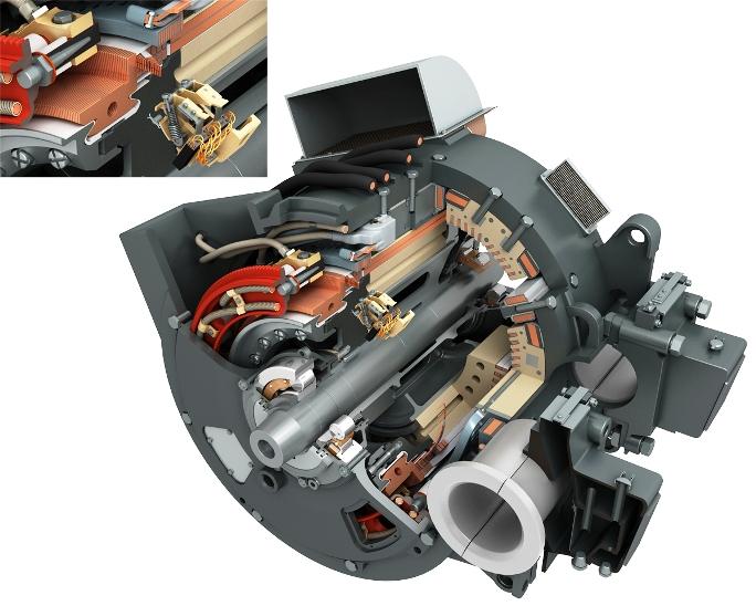 Технология ремонта тягового электродвигателя ТЛ К Тяговый электродвигатель ТЛ 2К1